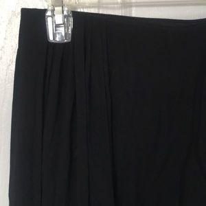 White House Black Market Skirts - WHITE HOUSE BLACK MARKET ASYMMETRICAL SKIRT